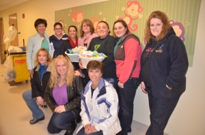 Sharing the Kindness at Bellevnue Hospital/Elllis Hospital